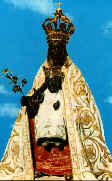 icona Madonna nera